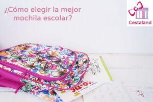como elegir mochila escolar