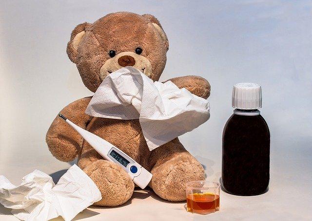 evitar contagios guardería