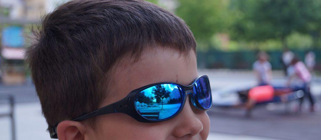 4c43e6f6c4 Proteger los ojos de los niños del sol es importante. Gafas de sol ...