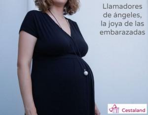 llamadores de ángeles embarazadas