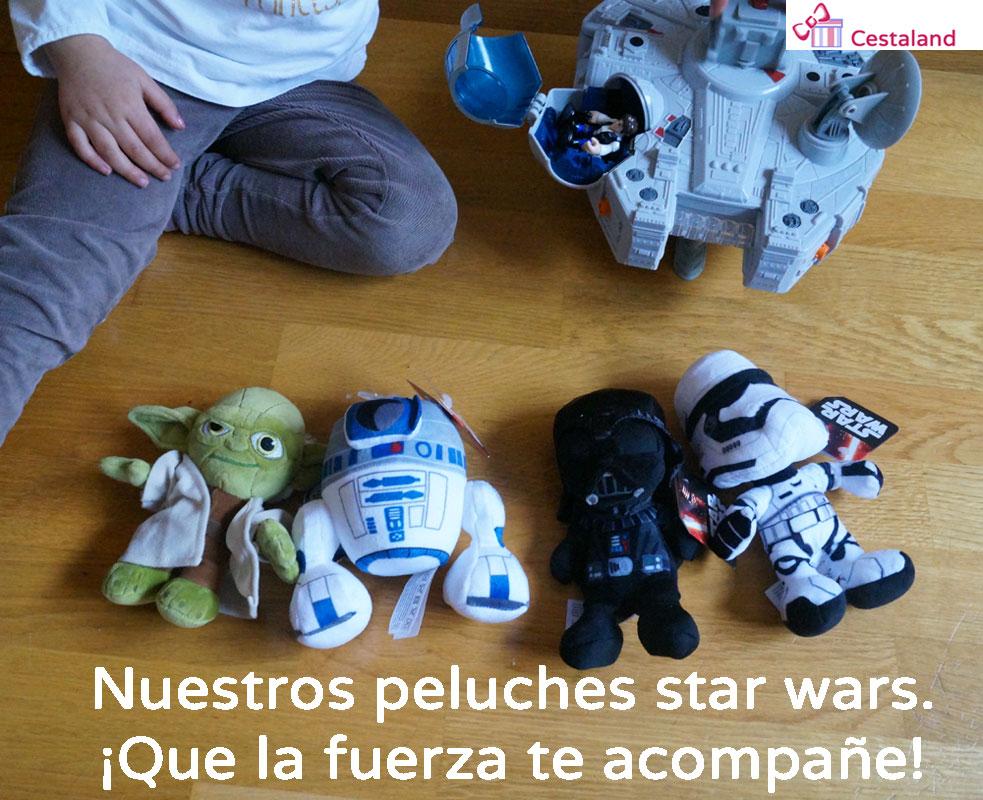regalos para bebés star wars