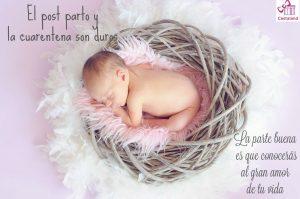 preparación al post parto y cuarentena