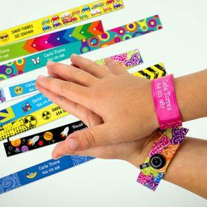 pulseras personalizadas stikets