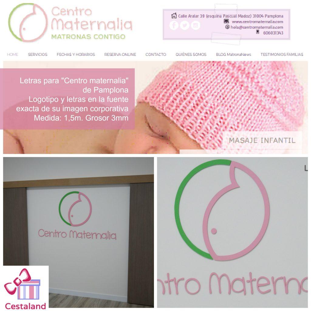 rotulos y logos para empresas y oficinas maternalia