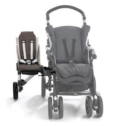 silleta con sidecar
