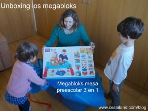 unboxing mesa