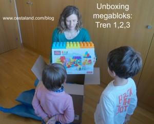 unboxing tren