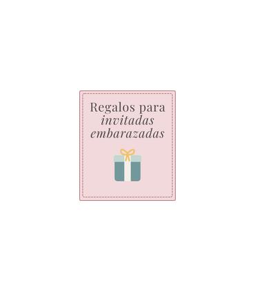 Regalos para invitadas embarazadas