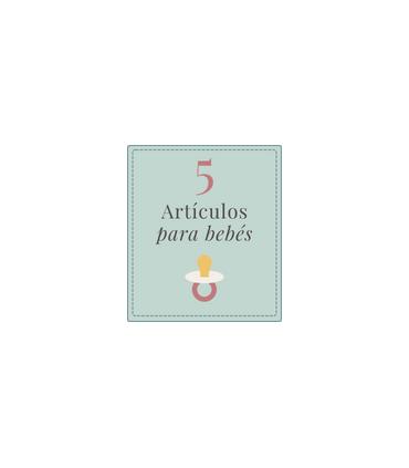Accesorios para bebés: Biberones, Chupetes, etc